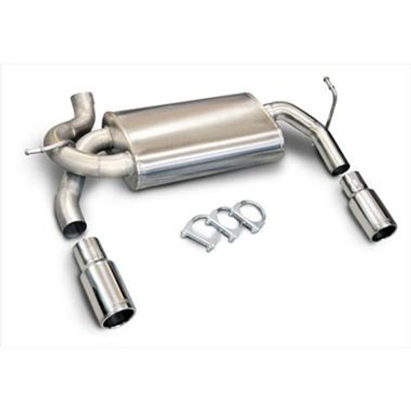 Axle Back Dual Exhaust System by Corsa DB - 24412