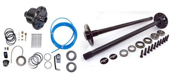 Alloy USA Axle Kit for D44 35SP TJ w/ARB