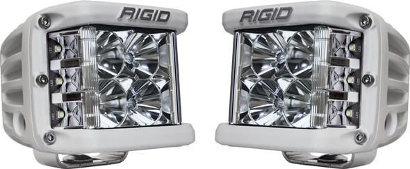 Rigid Industries - DSS PRO | Flood | White | Pair