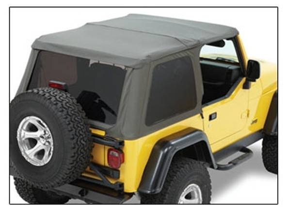 Bestop Trektop NX For 97-06 Jeep Wrangler TJ