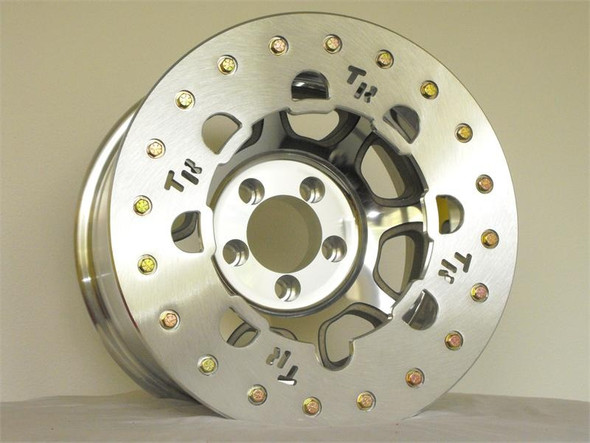 "Trail Ready Hd17 17 X 8-1/2"" Beadlock Wheel W/ World Series Ring"