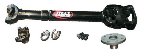 JE Reel Rear 1350 C.V. Heavy Duty Drive Line - Jeep Wrangler JK 2-Door W/ Auto Trans