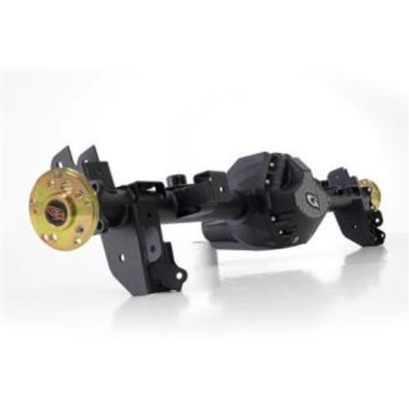 """G2 Axle & Gear is proud to introduce our new CORE 44 axle housing for 2007 and up Jeep JK Wranglers. Utilizing the strongest and latest generation Dana 44 JK 8.8"""" gear design, we have developed a whole new housing to handle the heavy loads that would normally bend a stock Dana 30 or Rubicon Dana 44. Then we stuff this heavy duty axle housing full of the best aftermarket components available like lockers of your choice and G/2 USA made Placer Chromalloy axle shafts for the strongest Dana 44 available.Technical DetailsJk Rear with 5.38 gear ratio and ARB Air LockerUtilizes new generation 8.8in. JK 44 ring & pinion with larger pinion shaftUSA Made 4340 Chromalloy 35 spline Placer axle shaftsFactory style flange pinion yokeIntegrated skid plates on lower control arm mountsHeavy-duty 1/4in. laser cut bracketsHeavy duty 3in. diameter 5/16in. DOM tubesReinforcing ribs for added strength and protectionUses metric Rubicon style carrier bearingsHeavy duty forged bearing capsSpanner nuts for backlash adjustmentHeat-treated aluminum diff cover with cooling fins"""