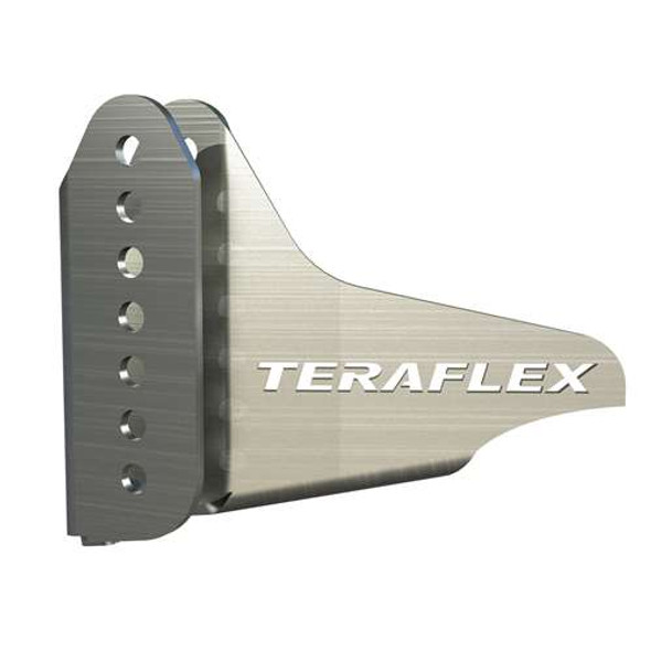 Teraflex JK Rear CRD60 Axle Bracket Track Bar Mount - 3990080