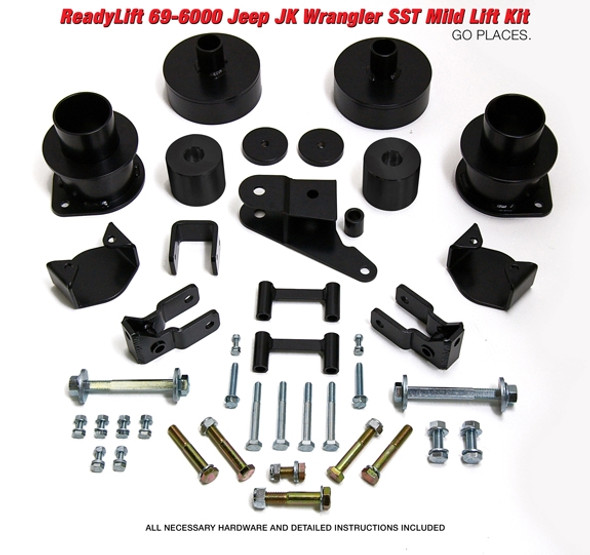 "2007-2011 JK ReadyLift SST 3"" Lift Kit"