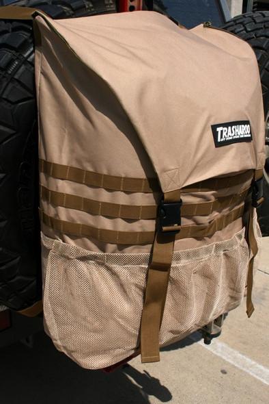 Trasharoo Spare Tire Trash Bag (TAN) Rebel Off Road Edition