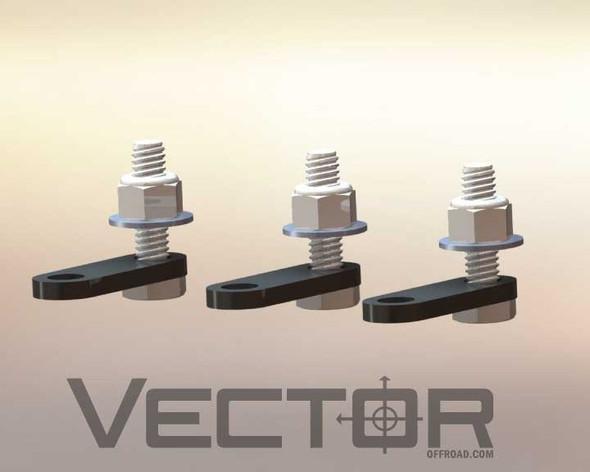 Vector JK Subwoofer Relocation Kit
