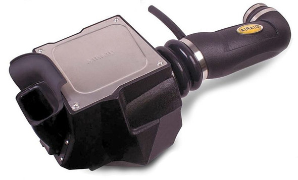 New for the 2012+ Wrangler is Airaid's new cold air intake for the 3.6L Pentastar engine. This system features a full length intake tube that draws through a totally redesigned Cool Air Dam. Intakes are designed to isolate the heat of the engine away from the air inlet, taking advantage of the dense cool air from outside the engine compartment. Proudly Made in the USA. Don't forget the Airaid Filter Tune-up Kit is essential for keeping the AIRAID® Cold Air Dam Intake clean and free of debris to keep maximum air flow into your engine.