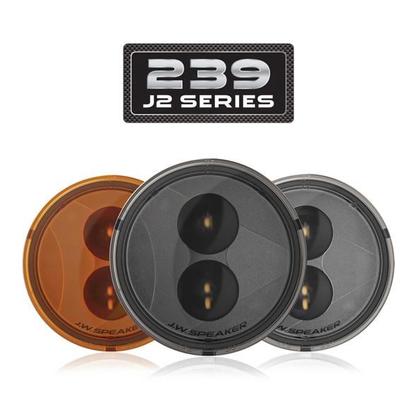 J.W. Speaker LED Jeep Turn Signals Model 239 J2 Series