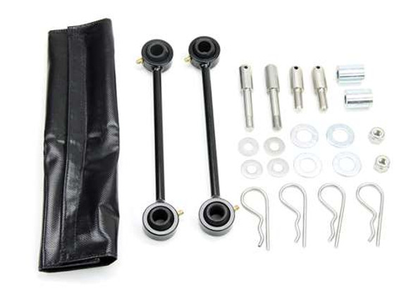 """WJ 2""""-4"""" Front Sway Bar Quick Disconnect Kit"""