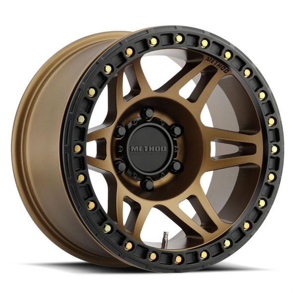 METHOD RACE WHEELS - RS 106 BEADLOCK BRONZE