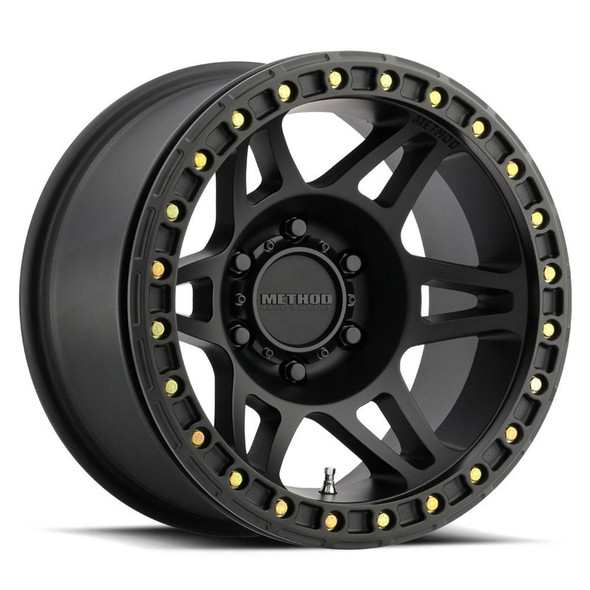 METHOD RACE WHEELS - RS 106 BEADLOCK MATTE BLACK