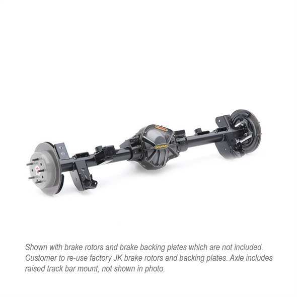 Dynatrac Complete ProRock 60 High-Pinion Semi-Float Rear Axle Assembly - 2007-2018 Jeep JK - Stock Width