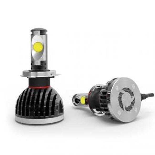 Lifetime LED Lights 30 Watt High/Low Beam LED Headlight Bulbs for Jeep Wrangler JK 2007-2014