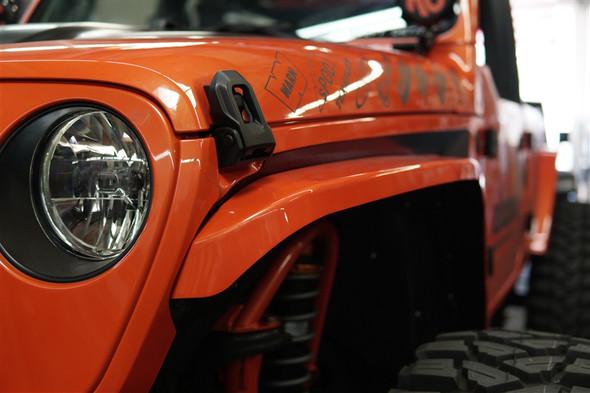 Nemesis Industries Crawler Front Fender, Jeep JL, JLU & Gladiator JT