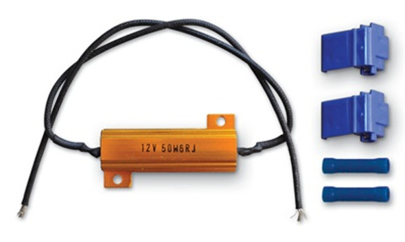 Poison Spyder LED Resistor Kit (for JK LED Taillights)