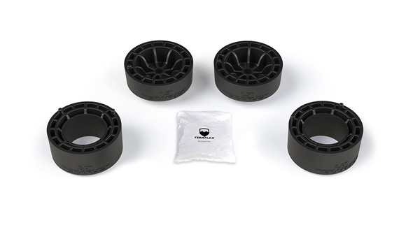 "JLU 4-Door: 1.5"" Performance Spacer Lift Kit"