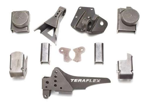 Teraflex JK/JKU Tera60 Front Axle Bracket Kit