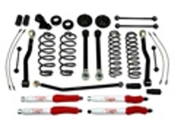 Tuff Country 4 Inch Lift Kit With SX8000 Shocks
