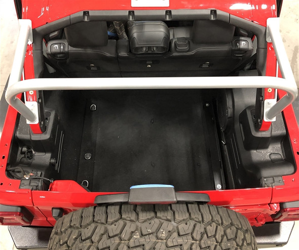ROCK HARD 4X4 3RD ROW / ACCESSORY MOUNT SPORT CAGE FOR JEEP WRANGLER JL 4DR 2018 - CURRENT [RH-90705]