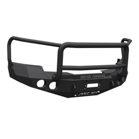 Road Armor Front Stealth winch bumper, Lonestar Guard 2