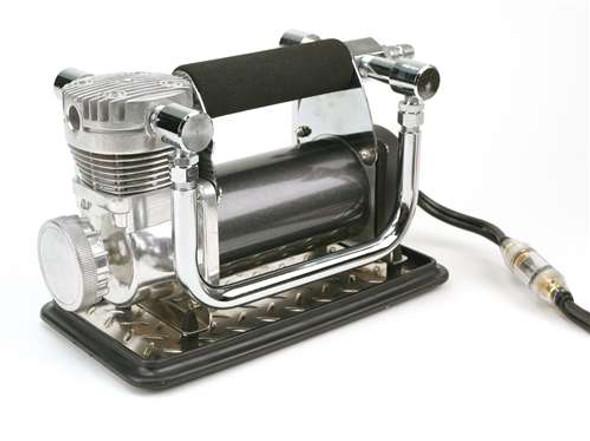 VIAIR 440P Portable Compressor Kit (33% Duty, 150 Psi Working Pressure, 30 Min. @ 30 Psi)