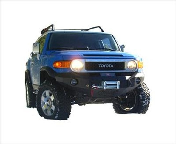 Road Armor Front Stealth Winch Bumper, Satin Black 26