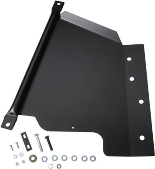Aluminum Rock Hard 4x4 Transfer Case Skid Plate for Jeep Wrangler JK 2/4DR 2007 - 2018