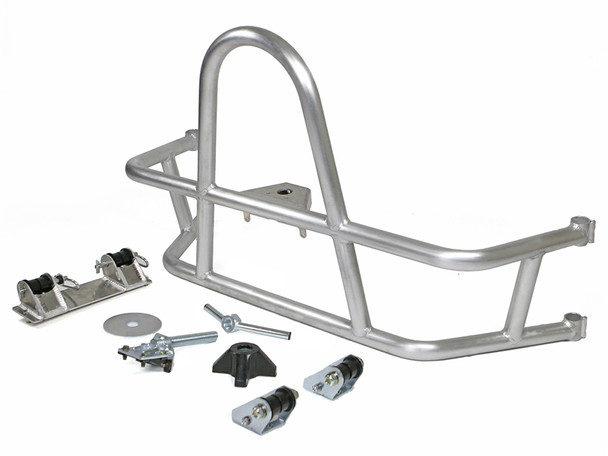GenRight JK Swing Out Rear Tire Carrier - Aluminum RTC3810