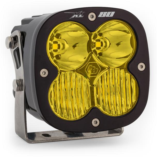 Baja Designs XL80, LED Driving/Combo, Amber