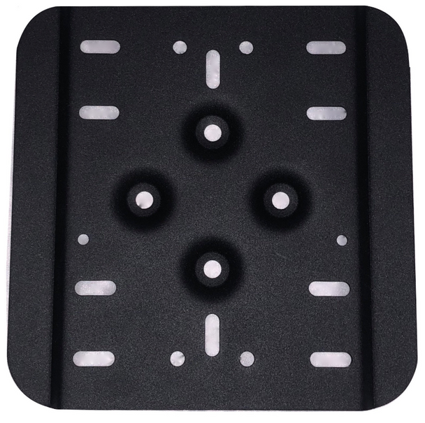 Rotopax Single Mounting Plate - RX-SMP