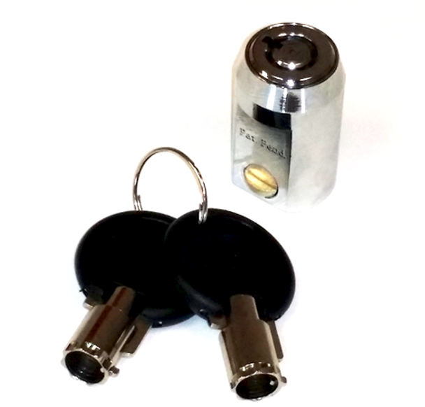 Replacement Lock Cylinder with two keys