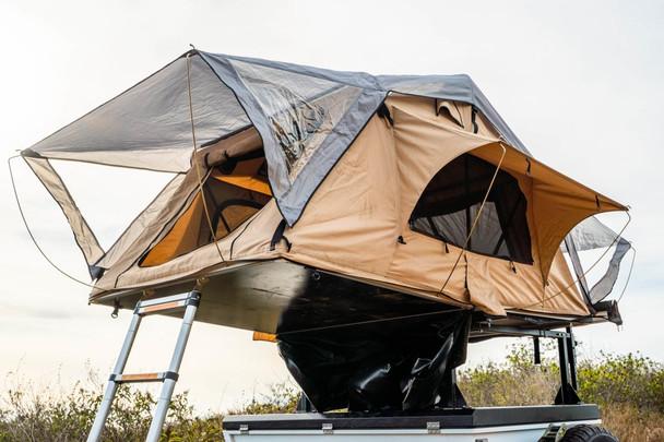 Tuff Stuff® TRAILHEAD™ Roof Top Tent, 2 Person - TS-RTT-TRAILHEAD