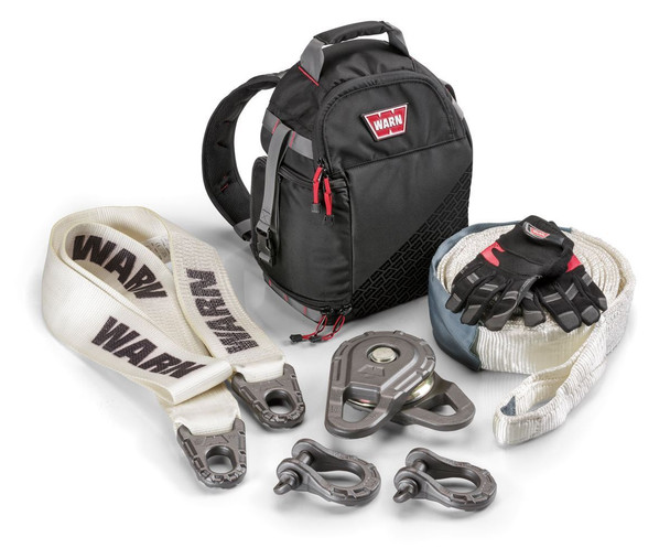 Warn Heavy-Duty Epic Recovery Kit - 97570