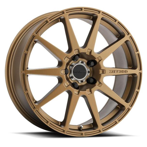 METHOD RACE WHEELS - RS 501 RALLY BRONZE