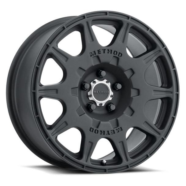 METHOD RACE WHEELS - RS 502 RALLY MATTE BLACK