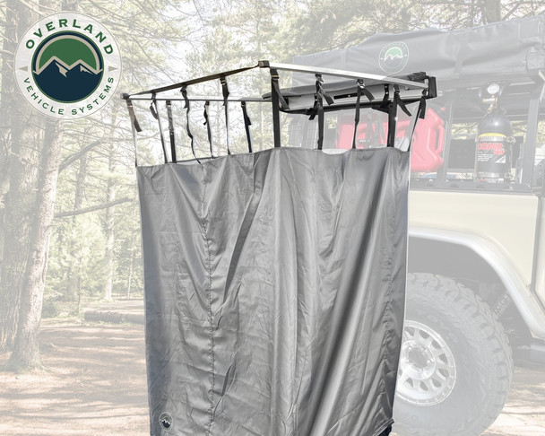 Overland Vehicle Systems Shower Room - 18199909