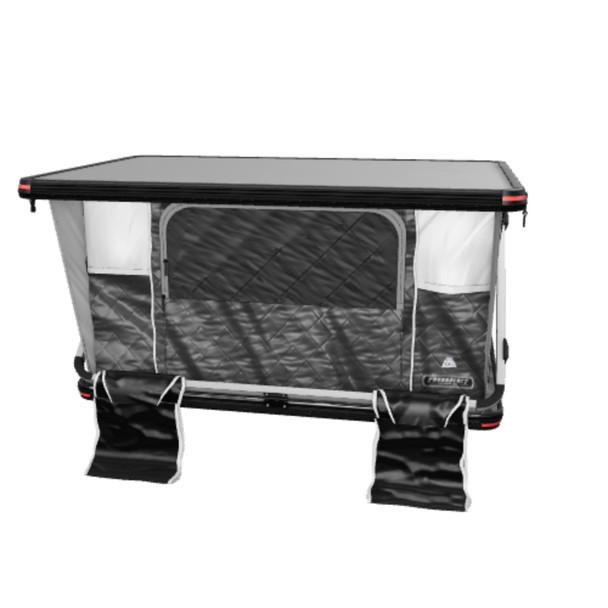 Freespirit Recreation Evolution Rooftop Tent, Hard Shell