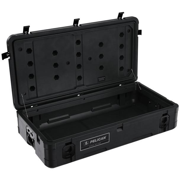 Pelican BX140R 140L Cargo Storage Case, Black