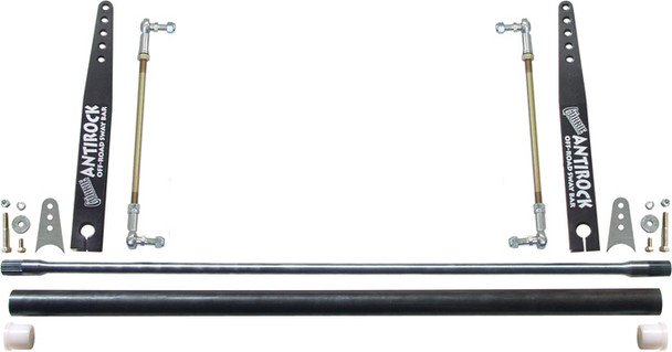 Currie Enterprises Universal AntiRock Kit - 36 Inch X .750 Diameter Bar - W/ 20 Inch Bent Steel Arms