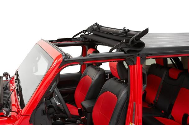 Bestop Sunrider for Hardtop for 18-20 Jeep Wrangler/Gladiator JL/JT