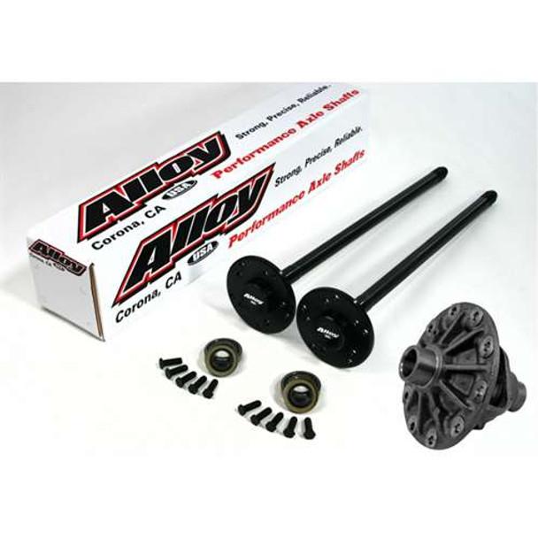 Alloy USA Axle KT for D35 30 XJ/YJ/TJ w/oabs