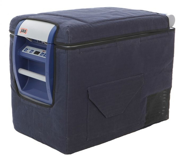 An optional transit bag is available to aid with insulation and protect your ARB Fridge Freezer from inevitable scrapes and dents.