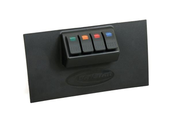 Daystar Jeep JK Wrangler 07-10 Switch Panel