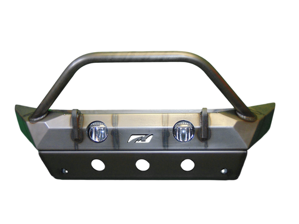 MOTOBILT JEEP JL FRONT BUMPER W/STINGER/SKID PLATE 18+ WRANGLER JL THE HAMMER SERIES
