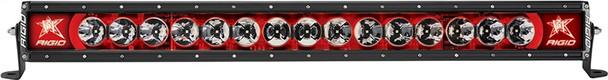 "Rigid Industries - Radiance Lightbar 30"" | Red"