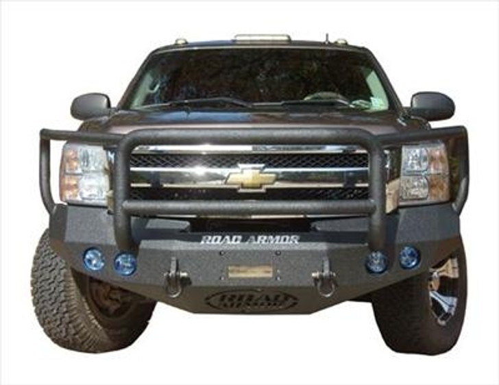 Road Armor Front Stealth winch bumper, Lonestar Guard