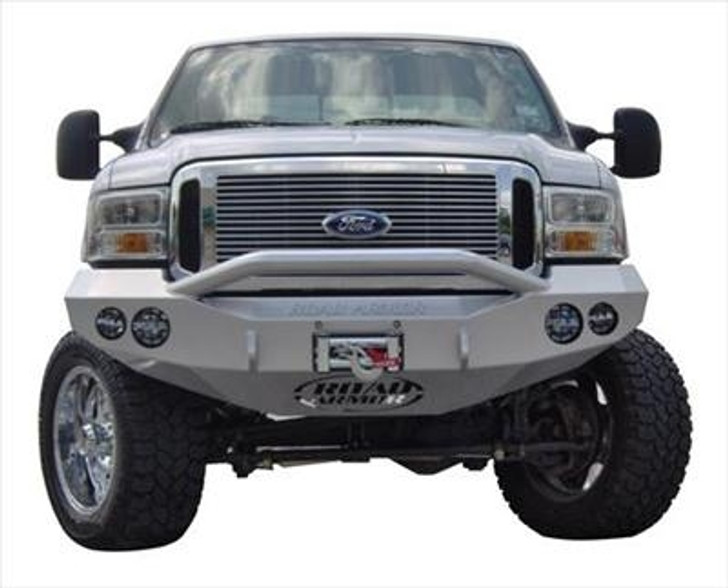 Road Armor Front Stealth Winch Bumper, Pre-Runner Guard, Satin Black 17