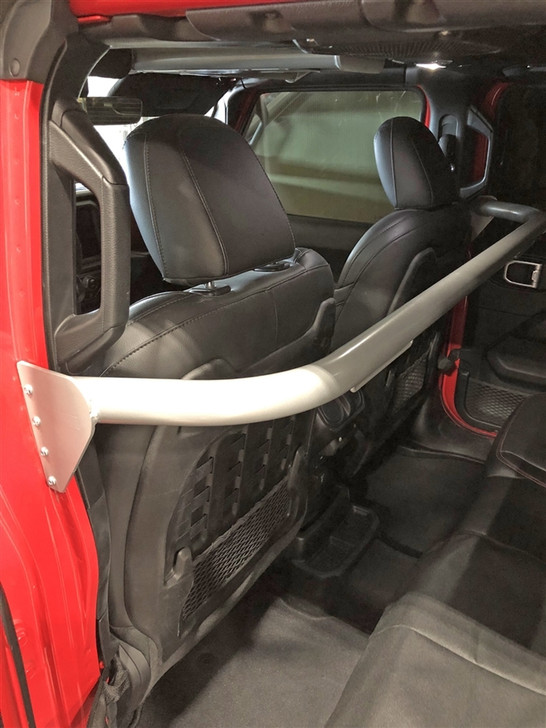 ROCK HARD 4X4 FRONT SEAT HARNESS BAR FOR JEEP WRANGLER JL 4DR 2018 - CURRENT [RH-90703]