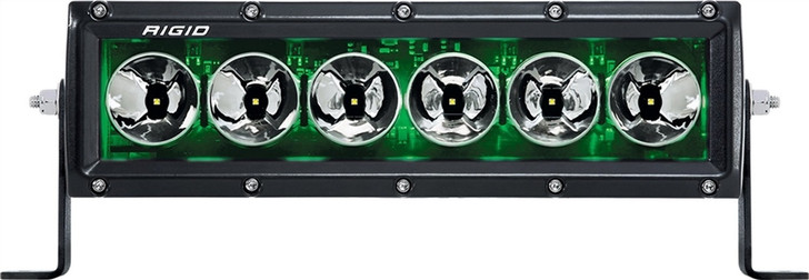 "Rigid Industries - Radiance Lightbar 10"" | Green"